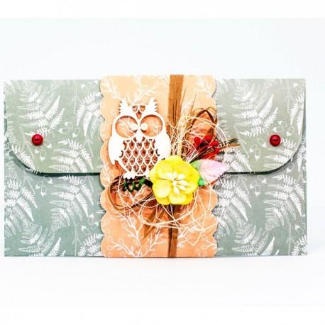 97_68 Подарочный конверт