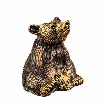 Колокольчик Медведь Сидящий 07.28