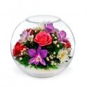 02_01 Цветы в стекле ~ вакуум*~