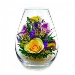08_11 Цветы в стекле ~ вакуум*~