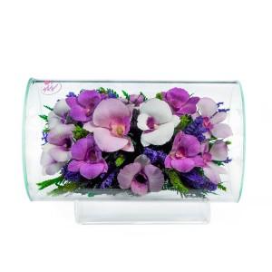 11_52 Цветы в стекле ~ вакуум*~