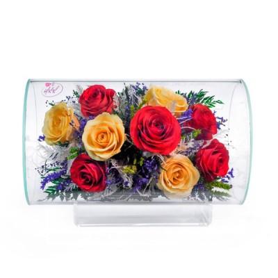 11_15 Цветы в стекле ~ вакуум*~