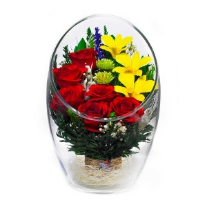 06_24 Цветы в стекле ~ вакуум*~