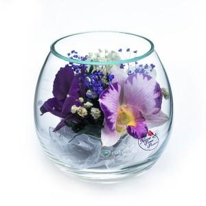 03_00 Цветы в стекле ~ вакуум*~