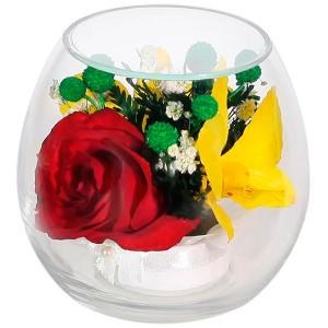 03_09 Цветы в стекле ~ вакуум*~