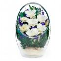 06_17 Цветы в стекле ~ вакуум*~