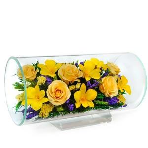 11_04 Цветы в стекле! ~ вакуум*~