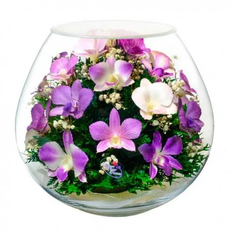01_00 Цветы в стекле ~ вакуум*~