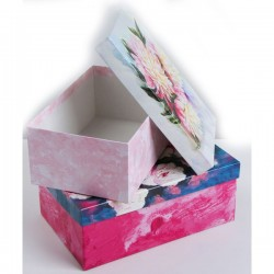 98_07 Подарочная коробка
