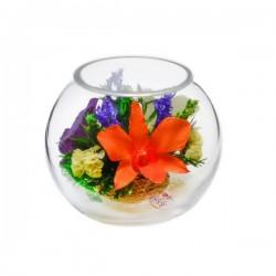 03_30 Цветы в стекле ~ вакуум*~