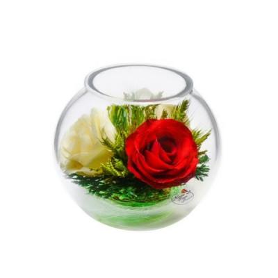 03_27 Цветы в стекле ~ вакуум*~