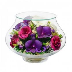 08_29 Цветы в стекле ~ вакуум*~