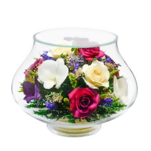 08_30 Цветы в стекле ~ вакуум*~