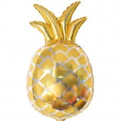 88_03 Шар золотой ананас