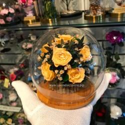 99_24 цветы в колбе шар