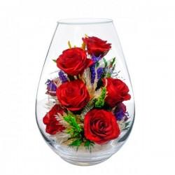 08_15 Цветы в стекле ~ вакуум*~