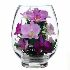 10_00 Цветы в стекле ~ вакуум*~