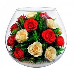 01_04 Цветы в стекле ~ вакуум*~