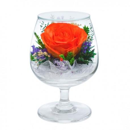 07_09 Цветы в стекле ~ вакуум*~