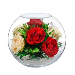 02_19 Цветы в стекле ~ вакуум*~