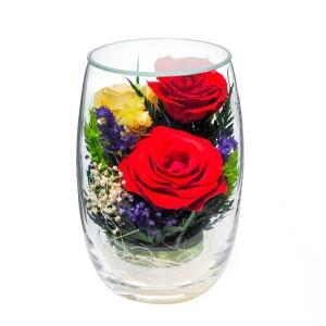 03_15 Цветы в стекле ~ вакуум*~