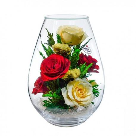 08_16 Цветы в стекле ~ вакуум*~