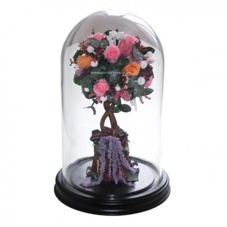 99_45 дерево из цветов