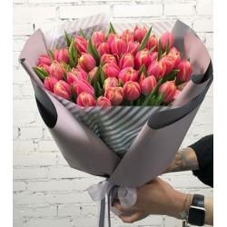 107 Букет Тюльпаны