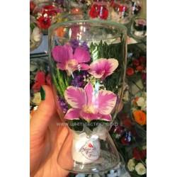 04_09 Цветы в стекле ~ вакуум*~