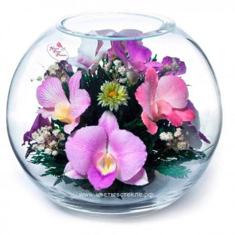 02_00 Цветы в стекле ~ вакуум*~