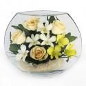 20_01 Цветы в стекле ~ вакуум*~