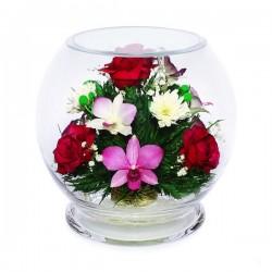 09_11 Цветы в стекле ~ вакуум*~