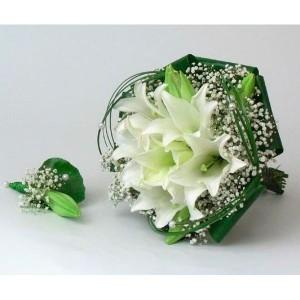 80_44 Букет невесты