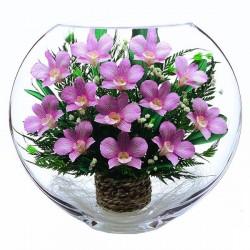 14_01 Цветы в стекле ~ вакуум*~