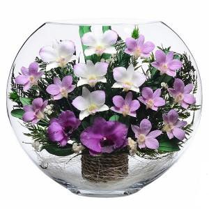 14_04 Цветы в стекле ~ вакуум*~