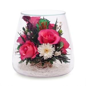 10_13 Цветы в стекле ~ вакуум*~