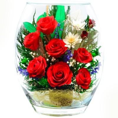 24_10 Цветы в стекле ~ вакуум*~