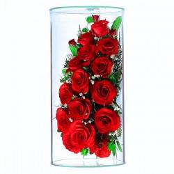 11_07 Цветы в стекле ~ вакуум*~