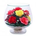 08_07 Цветы в стекле ~ вакуум*~