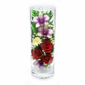 12_05 Цветы в стекле ~ вакуум*~