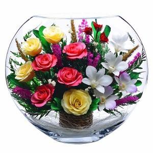 13_12 Цветы в стекле ~ вакуум*~