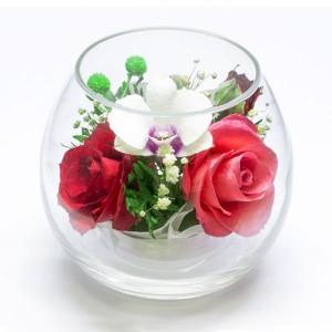 03_04 Цветы в стекле ~ вакуум*~