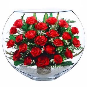 16_08 Цветы в стекле ~ вакуум*~
