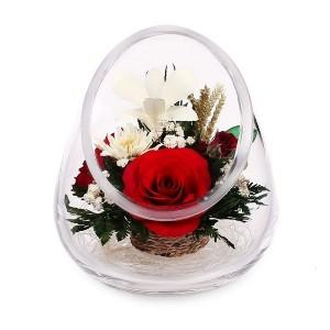 06_01 Цветы в стекле ~ вакуум*~