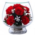 08_08 Цветы в стекле ~ вакуум*~