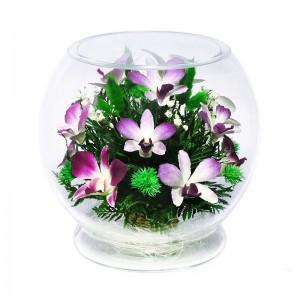 09_14 Цветы в стекле ~ вакуум*~