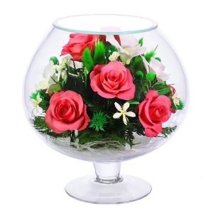 07_36 Цветы в стекле ~ вакуум*~