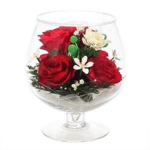 07_20 Цветы в стекле ~ вакуум*~