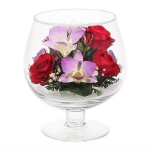 07_25 Цветы в стекле ~ вакуум*~