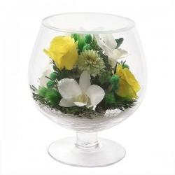 07_23 Цветы в стекле ~ вакуум*~